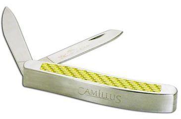 Camillus Knives Yello-Jaket 3 Blade Stockman CM19059