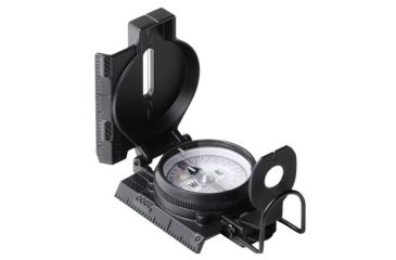 Cammenga S.W.A.T.Black Tritium Lensatic Compass, Clam Pack 166747
