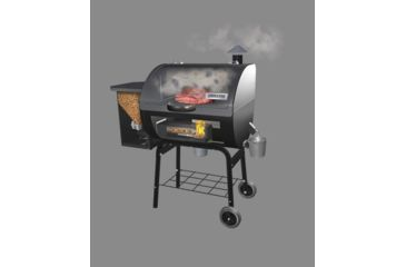 14-Camp Chef SmokePro STX Pellet Grill