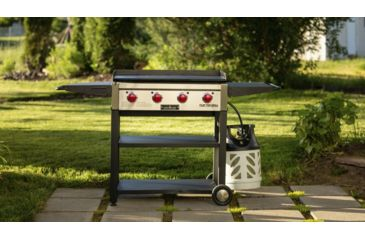 5-Camp Chef Flat Top Grill