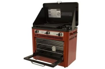 Camp Chef Outdoor Camp Oven With Grill, Electric Oven, Single COVENGCC