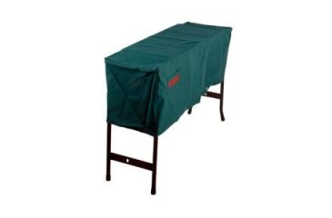 Camp Chef Patio Cover for 3 Burner Stoves, Supports Burner Stove, Dark Green PC42CC
