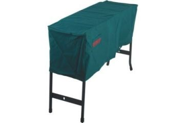 Camp Chef Patio Protective Cover, Supports Burner Stove, Weather Resistant, Dark Green PC90CC