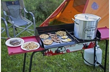 4-Camp Chef Pro 60 Two Burner Propane Stove