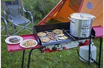 4-Camp Chef Pro 60 Two Burner Propane Stove