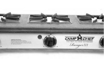 Camp Chef Ranger Blind Stove W Free Shipping