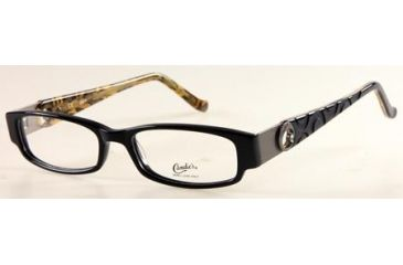 0f2837fc023 Candies CAA039 Single Vision Prescription Eyeglasses
