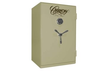 Cannon Safe Home Series 3824 Fire Resistant Security Safe w/ Electronic Lock, 38x24x22in, Hammertone Sea Mint Green HS3824-H9TEC-13