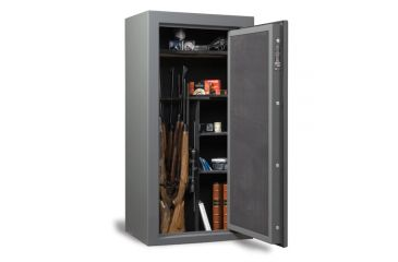 Cannon Safe 30-Minute Fire Protection 24-Gun Safe OP21 - Open (NOTE: CONTENTS NOT INCLUDED!)