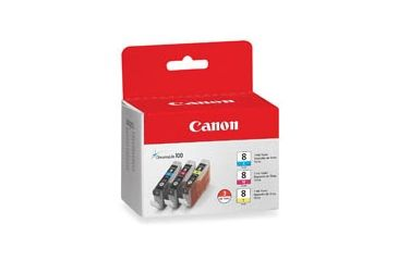 Canon CLI-8 3 Color Ink Tank 0621B016