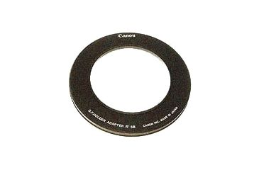 Canon 58mm Filter Holder Adapter IV