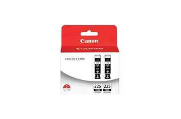 Canon PGI-225 Black Twin Pack 4530B007