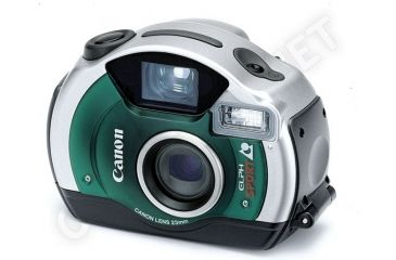 Canon Elph Sport