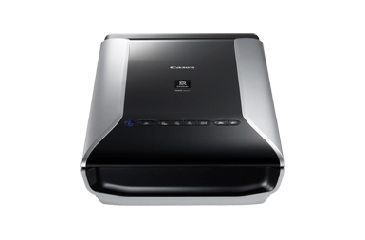 Canon CanoScan 9000F Mark II Scanner, Black 6218B002
