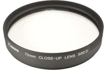 Canon Close-up 72 mm Lens 500D 2823A001