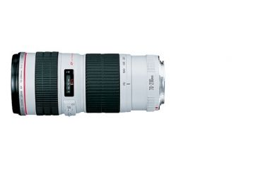 Canon EF 70 - 200mm f/4L USM Lens 2578A002