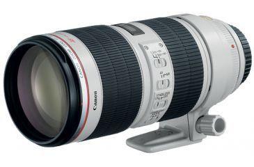1-Canon EF 70-200mm f/2.8L IS II USM Lens