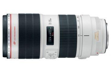 2-Canon EF 70-200mm f/2.8L IS II USM Lens
