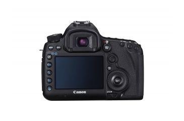 Canon EOS 5D Mark III Digital SLR Camera - Controls and Screen