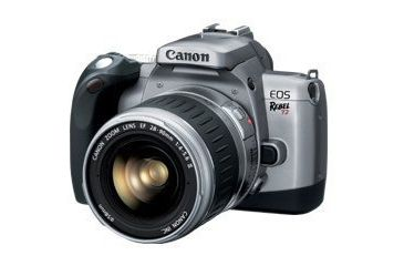 Canon EOS Rebel T2 35mm SLR Autofocus Camera Kit with Canon 28-90mm f/4-5.6 EF III Lens - 9426A002