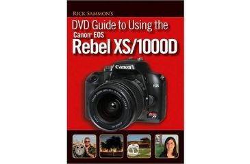 Canon EOS Rebel XS DVD Instructional Guide