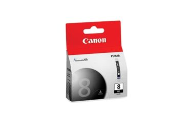 Canon CLI-8 Black Ink Tank 0620B002