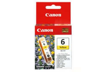 Canon BCI-6 Yellow Ink Tank 4708A003
