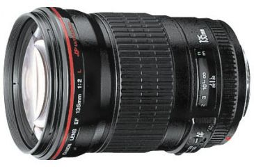 Canon L-Series Lens 135mm f/2L USM
