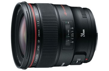 2-Canon EF 24mm f/1.4L II USM Lens