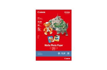 Canon Matte Photo Paper 13 x 19, 20 Sheets 7981A011
