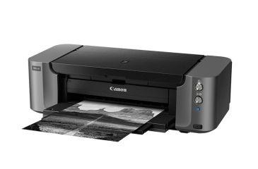 Canon PIXMA PRO10 Inkjet Printer, Black 6227B002