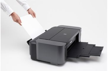 Canon PIXMA PRO-10 Photo Inkjet Printer, Black 6227B002