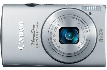 4-Canon PowerShot ELPH 310 HS Digital Camera