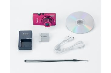 16-Canon PowerShot ELPH 310 HS Digital Camera