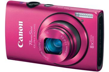 13-Canon PowerShot ELPH 310 HS Digital Camera