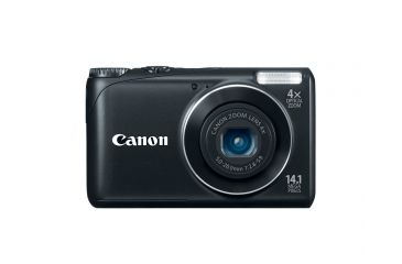 Canon PowerShot A2200 14.1 MP Digital Camera, Black