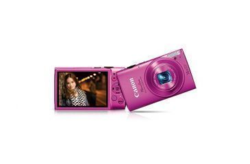 Canon PowerShot ELPH 330 HS Compact Digital Camera, Pink 8212B001