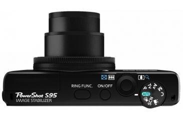 Canon S95 PowerShot Point-and-Shoot Digital Camera