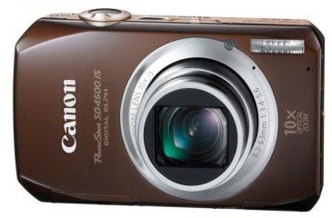 Canon PowerShot SD4500 IS Digital Camera