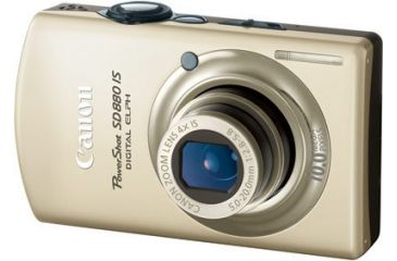canon powershot sd880 is manual