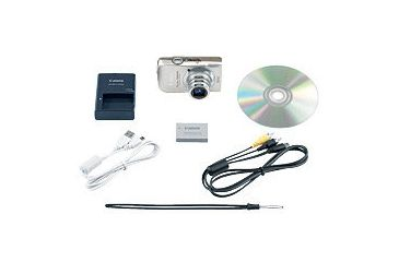Canon PowerShot SD970 IS Package Content