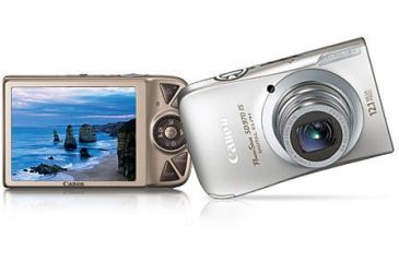 Canon PowerShot SD970 ID Digital Elph Camera