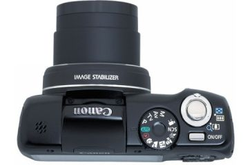 Canon PowerShot SX 120 IS Digital Camera