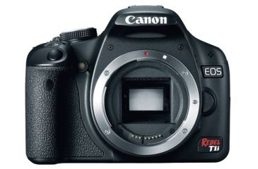Canon Rebel T1i Camera - Body Only