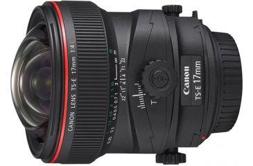 1-Canon TS-E 17mm f/4L Tilt-Shift Lens 3553B002