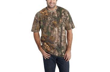 654a89b906 Carhartt Camo Short Sleeve T-Shirt for Mens
