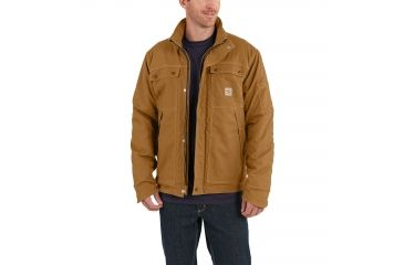 6d19ae35616a Carhartt Flame-Resistant Full Swing Quick Duck Coat