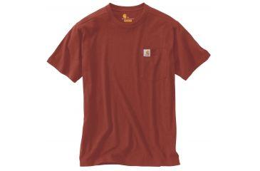 4140950714 Carhartt Maddock Pocket Short Sleeve T Shirt - Men's | Free Shipping ...