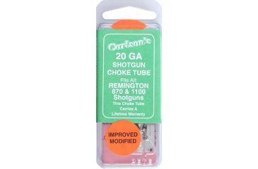 Carlsons Remington 20 Gauge Replacement Choke Tubes, Improved Modified 10206