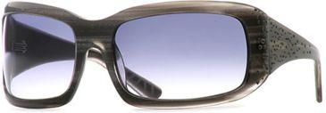 Carmen Marc Valvo CM Daniella SECM DANI06 Progressive Prescripton Eyeglasses - Onyx SECM DANI067015 BK